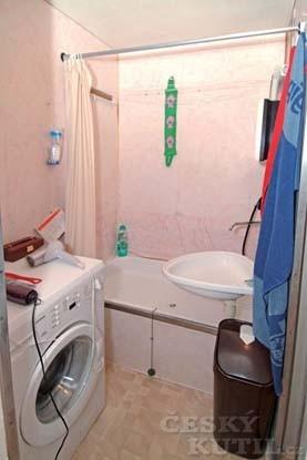 Rekonstrukce koupelny se sádrovláknitými deskami Rigidur