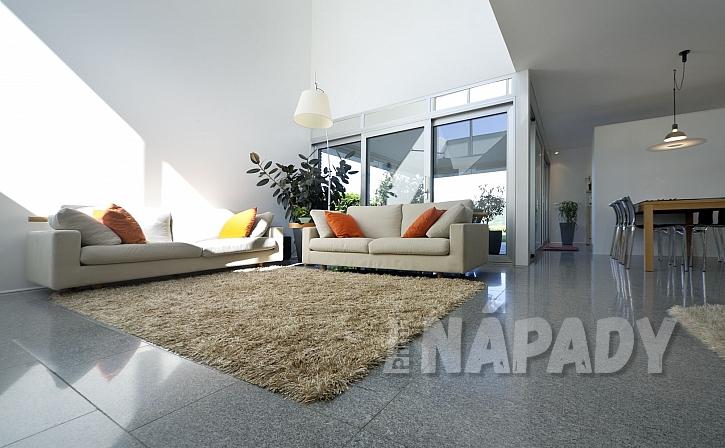 Dlažba významně ovlivňuje vzhled interiéru (Zdroj: Depositphotos.com)
