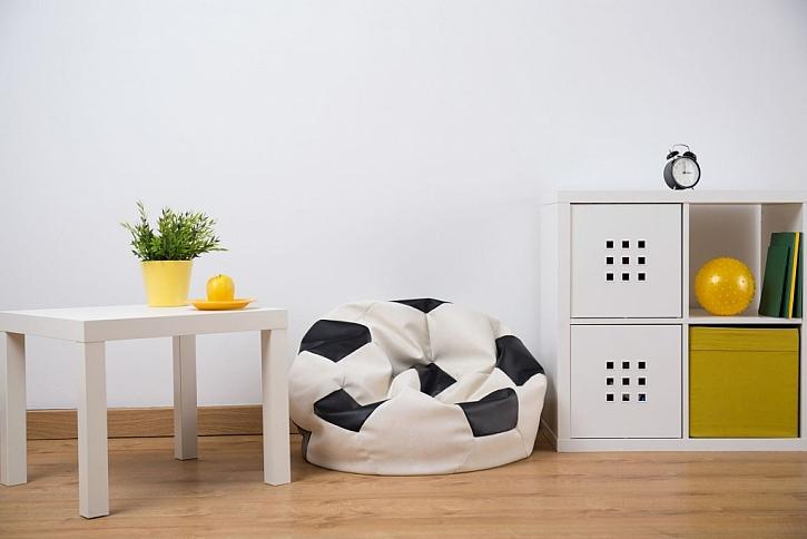 Úložné prostory pro děti jsou velmi variabilní a jde si s nimi vyhrát