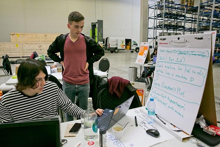 Semifinalisté projektu #NakopniPrahu se sejdou, aby pomohli Praze s inovacemi (Zdroj: CAMP)