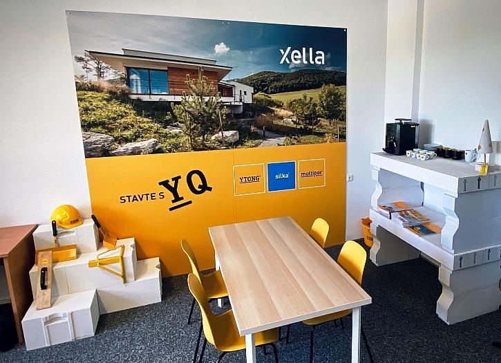 Navštivte nové kontaktní místo Ytong v Prostějově (Zdroj: Xella CZ)