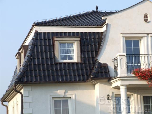 Střechy a střešní krytiny – 4. díl: Kameninová střešní krytina