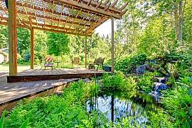 Drobné zahradní stavby a doplňky