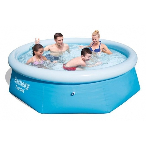 Samostavěcí bazén 244 x 66 cm