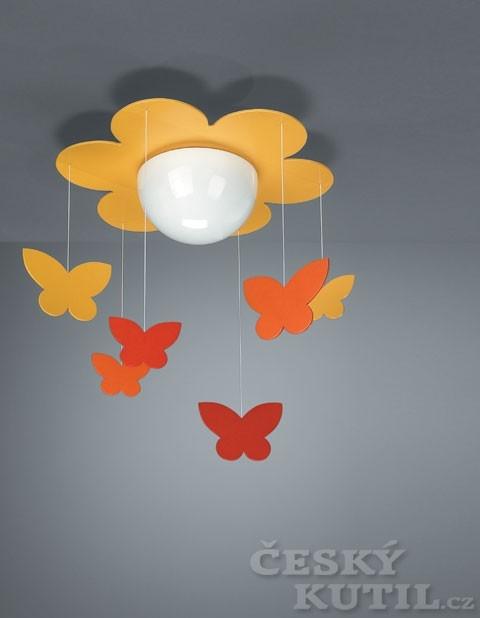 Jak na světlo v dětském pokoji