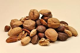Ořechy a oříšky pro zdraví
