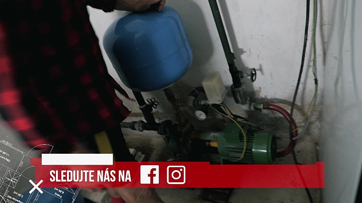 Instalace nového čerpadla