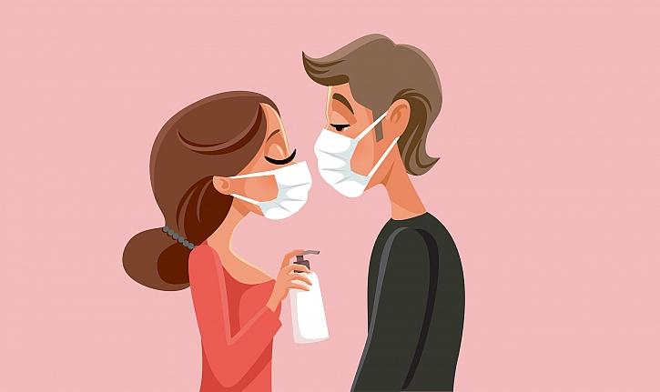 Může během karantény vzniknout láska? Dejte si RANDE NA BALKONĚ, nabádá nakladatelství Grada (Zdroj: Depositphotos)