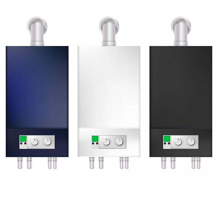 Kotle s integrovaným zásobníkem vám zajistí dostatek teplé vody pro více odběrů najednou