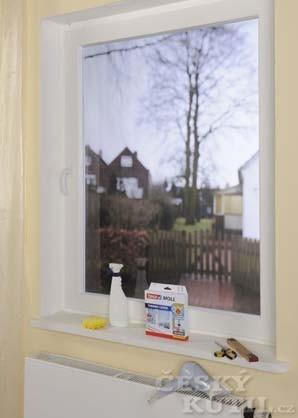 Termoizolační fólie na okna šetří peníze a zlepšuje pohodu domova