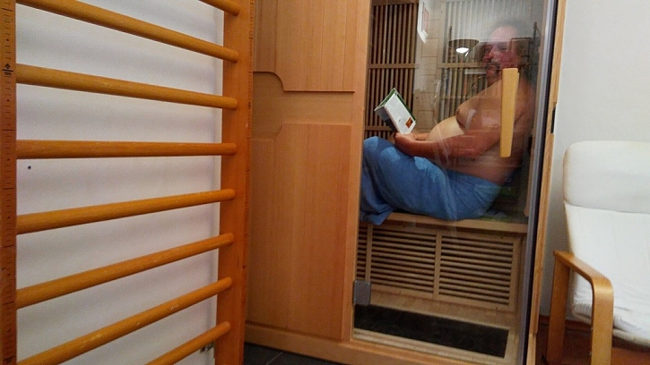 Malá velká sauna