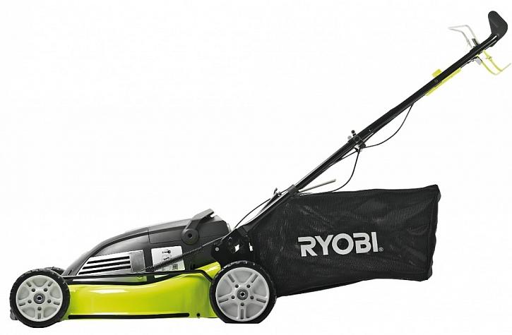 Aku travní sekačka s pojezdem RLM 4852 L