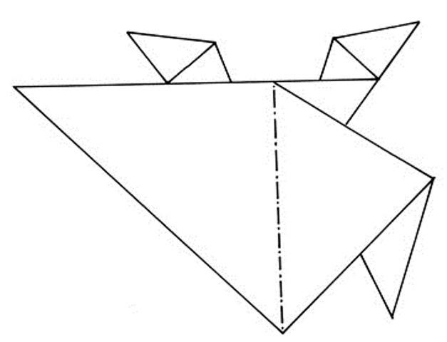 Obyvatelé rybníka – návod na papírové skládanky žabek