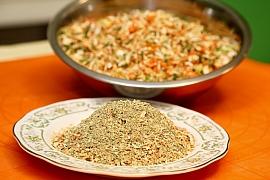Domácí zeleninová kořenící směs aneb Poctivá polévka je grunt