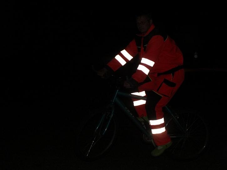 Za tmy jen pestré a výstražné oblečení, vyberte si u Brudry!