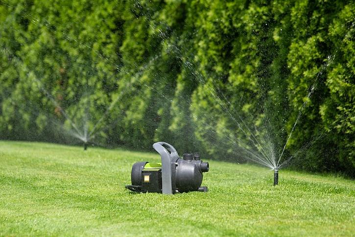 Jaké čerpadlo vybrat pro využití na zahradě (Zdroj: FAST ČR)