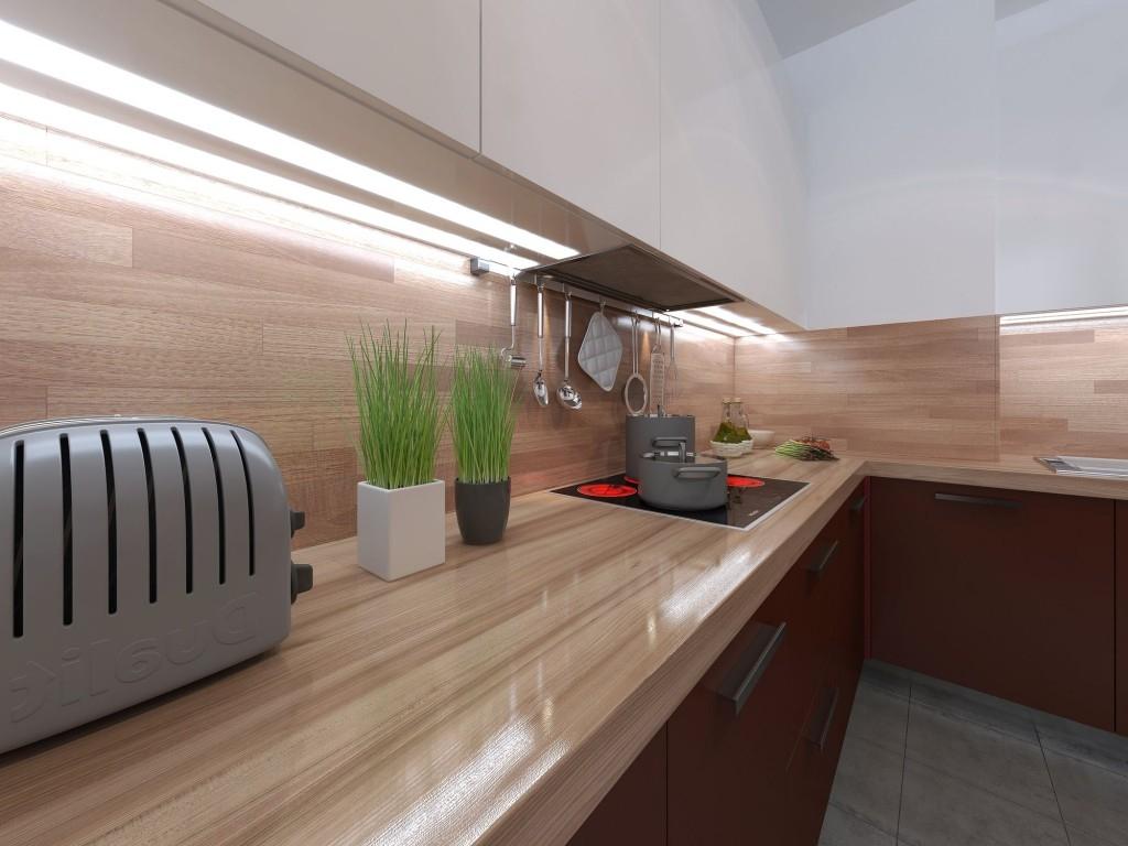 Kuchyňské pracovní desky nemusí být jenom z masivu či lamina. Jaké další materiály lze zvolit?