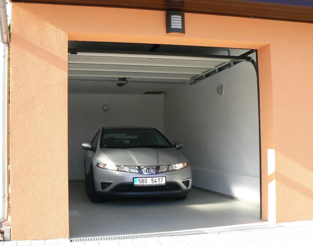 Vhodná podlaha do garáže