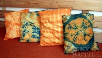 Vázaná batika