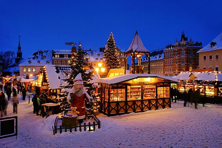 Vánoční trhy  a nákupy online