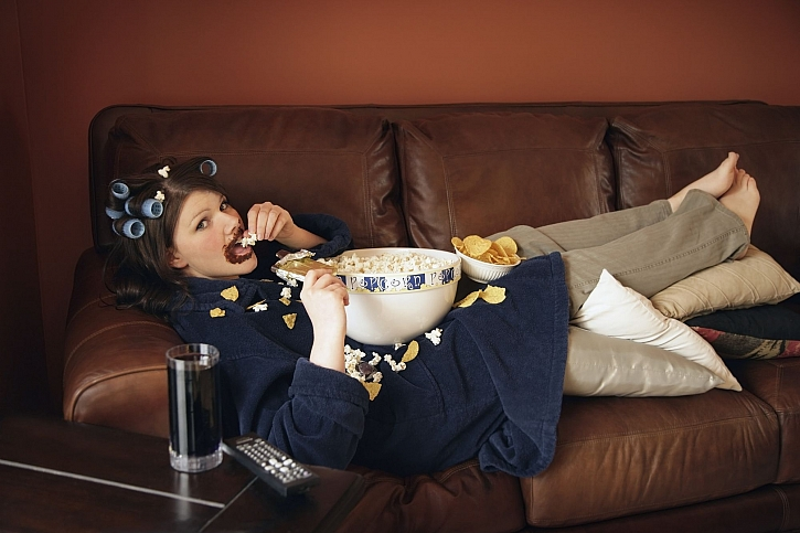 Zimní dieta nemusí být redukční, ale zbytečné přejídání se tělu nesvědčí (Zdroj: Depositphotos)