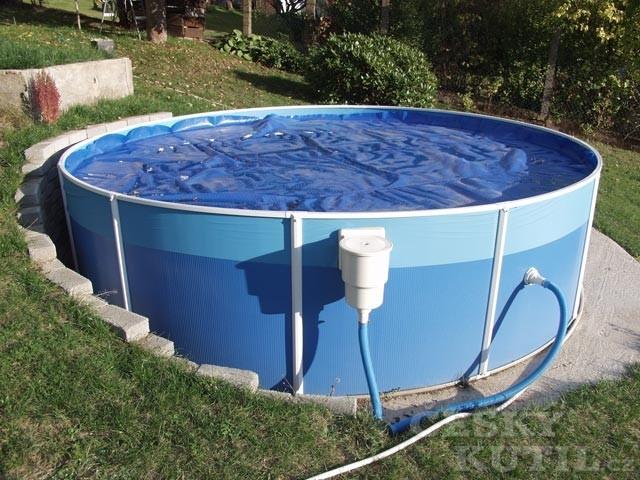 Provoz a údržba bazénu