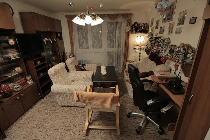 Přestavba bytu 3+1 pro babičku - Jak se staví sen