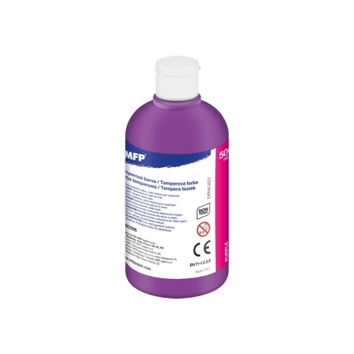 MFP temperové barvy 500ml fialová