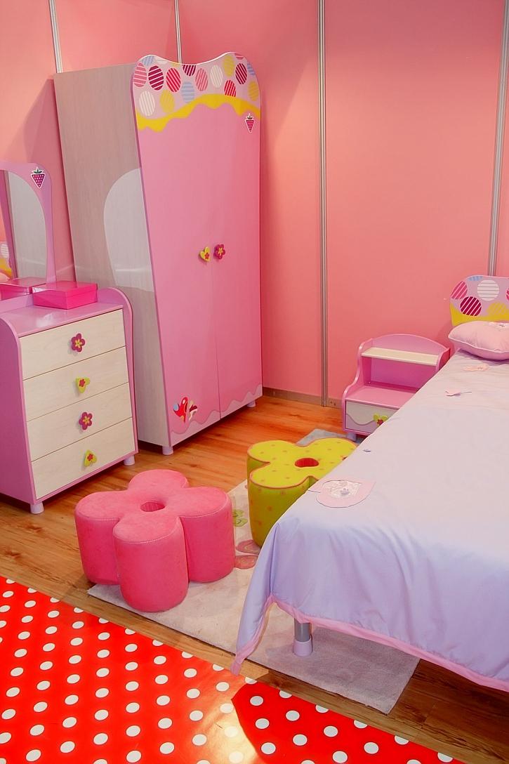 Dívčí pokojík