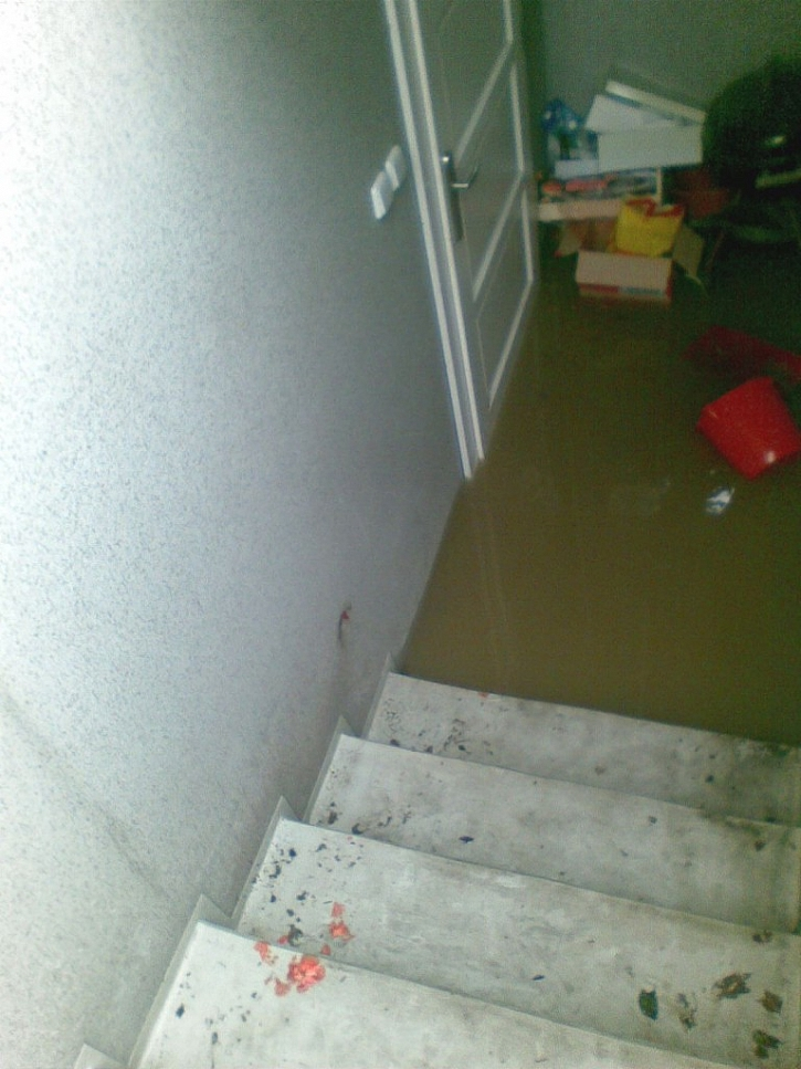Jak opravit interiéry zasažené povodní?