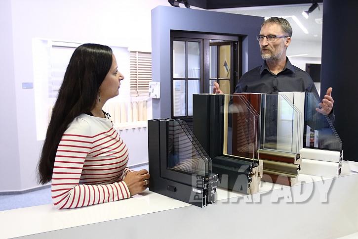 Jarní údržba oken (Zdroj: archiv FTV Prima)