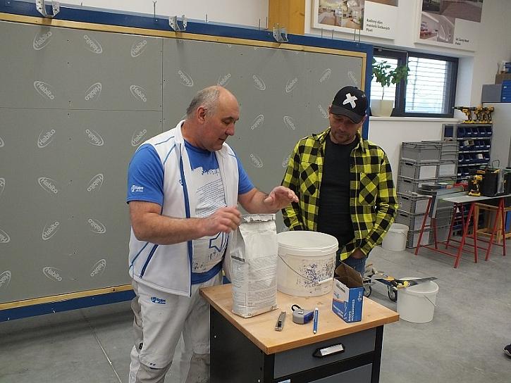 Fachmani ve 13. dílu nahlédnou do termokamery a představí školu suché výstavby (Zdroj: Prima DOMA)
