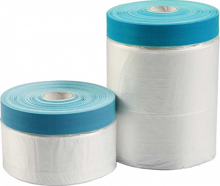 CQ folie na ochranu povrchů při malování