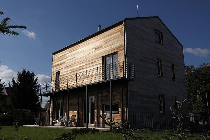 Stavební komponenty a řešení od Lindabu přispívají k výstavbě pasivních domů