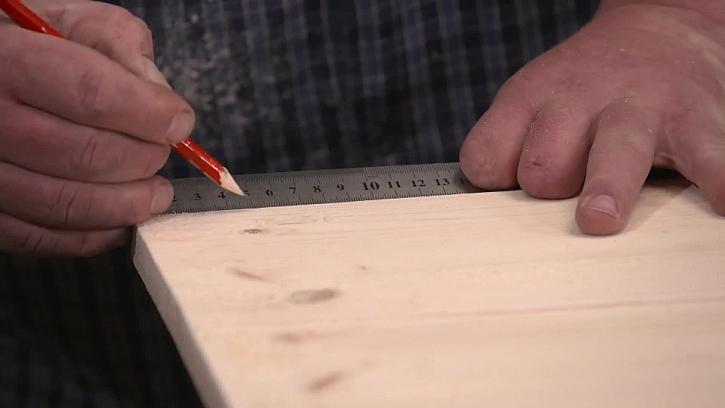Přeměření délky a šířky