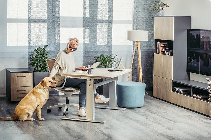Kancelář doma