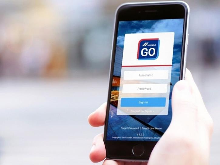 CEMEX chystá pro své zákazníky novinku v podobě CEMEX Go