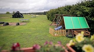 Dokonalé dětské hřiště