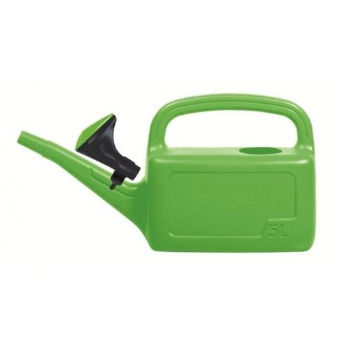 PROSPERPLAST AQUA Zahradní konev 5l zelená IKA05