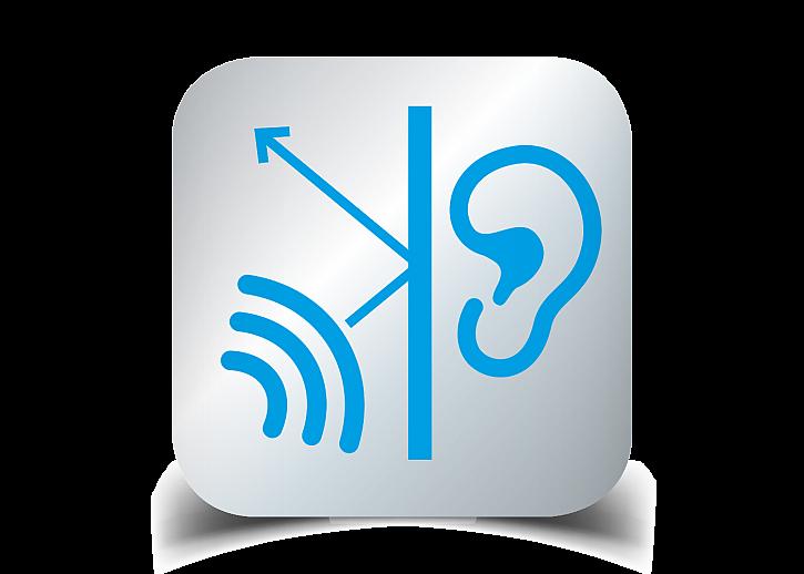 Ochrana proti hluku, která díky sádrokartonu funguje