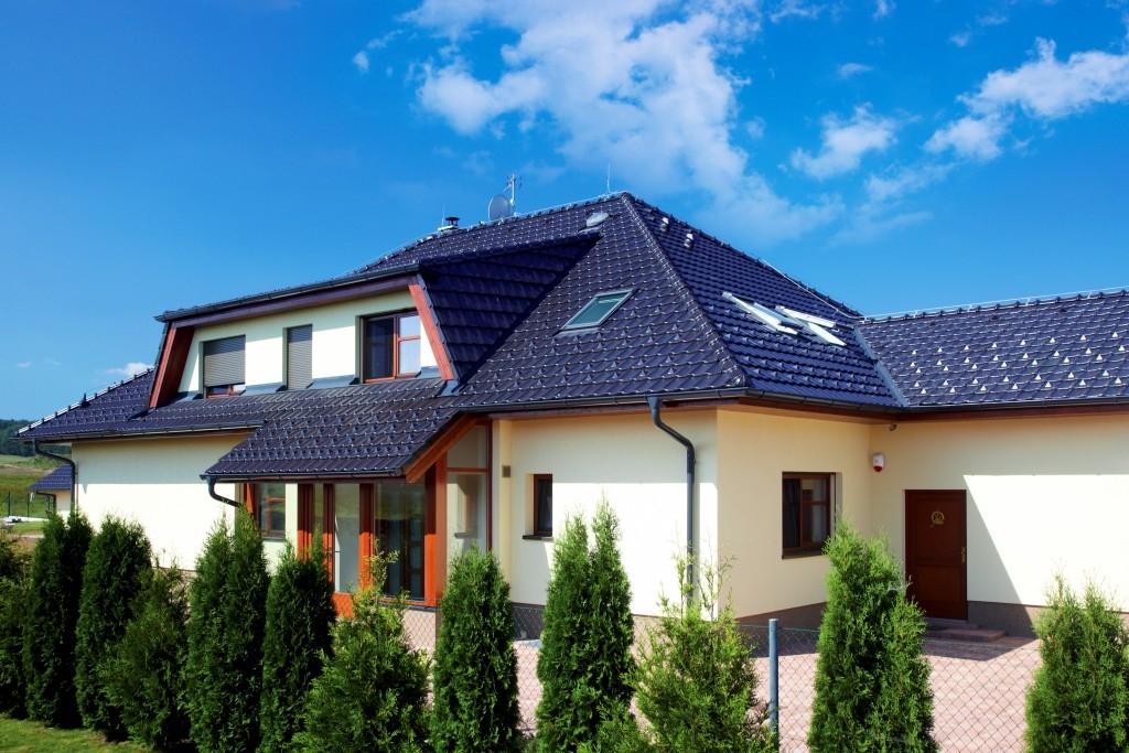 Krásná a funkční střecha si žádá kvalitních doplňků