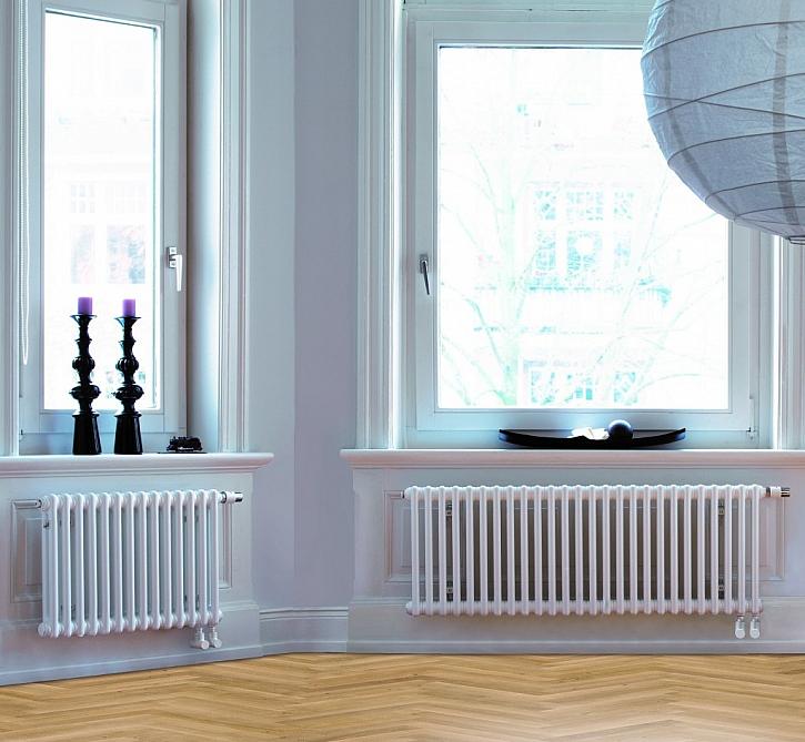 4. Efektivní vytápění s ventily Q-Tech - rovnoměrná teplota, nižší náklady!