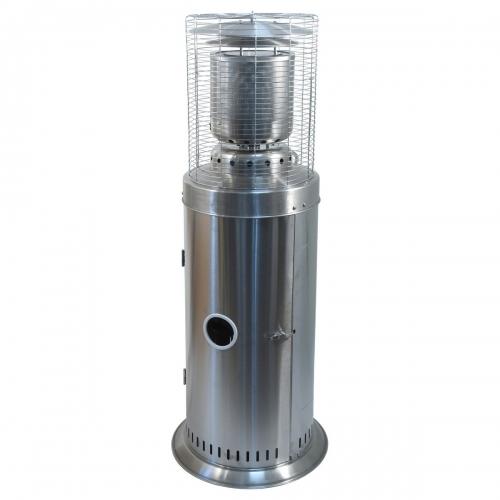 Cattara Plynový zářič SILVERINO 11kW 142cm s regulátorem