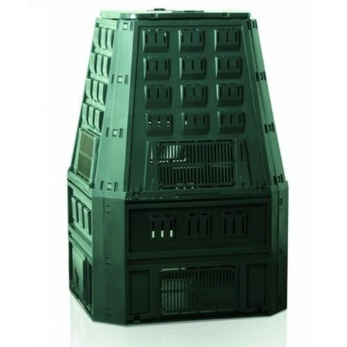 PROSPERPLAST EVOGREEN 850L Kompostér zelený