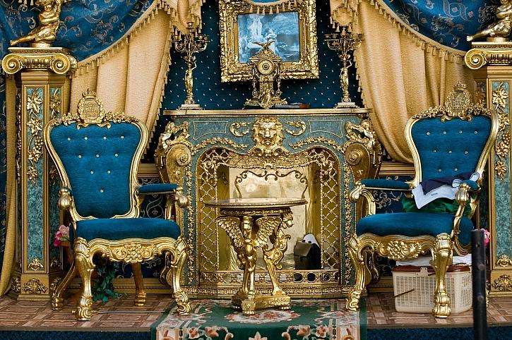 To pravé teplo domova vám honosný nábytek nevytvoří (Zdroj: Depositphotos)