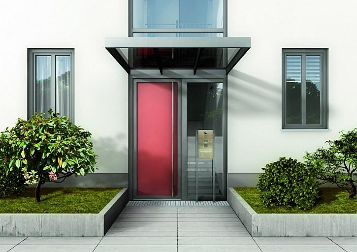 Vchodové dveře – vizitka každého domova