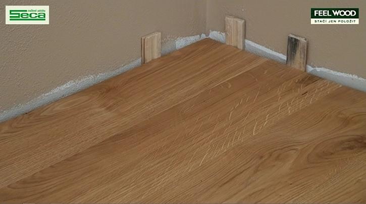 Podlahové vytápění a dřevěná masivní podlaha? Proč ne!