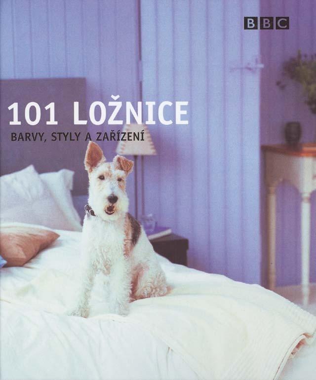 101 ložnice - barvy, styly a zařízení