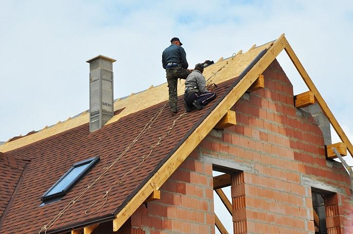 U stavby střechy nezapomínejte na to, že každé opomenutí se vám mnohokrát připomene