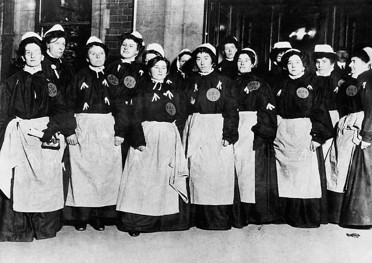 Bojovnice za ženská práva